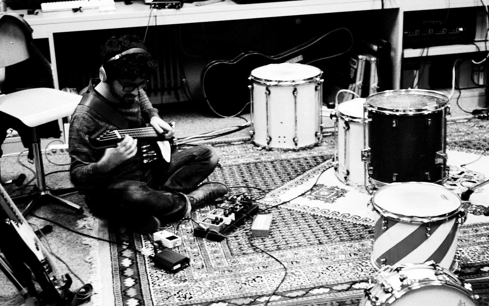 Album recording, Devil's Tongue